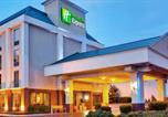Hôtel Memphis - Holiday Inn Express Memphis Medical Center - Midtown-1