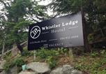 Hôtel Whistler - Whistler Lodge Hostel-1