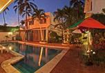 Hôtel Manzanillo - Hotel La Pergola-4