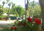 Camping avec Hébergements insolites Frontignan - Camping La Muse-1