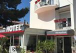 Hôtel Presqu'île de Giens - Hôtel Le Méditerranée-1