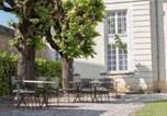 Hôtel Pouillé - Hotel Beauvilliers-2