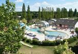Camping avec Piscine couverte / chauffée Bar-sur-Aube - Camping La Noue des Rois-1