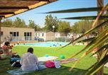 Camping avec Accès direct plage Languedoc-Roussillon - Camping Le Roucan West-1