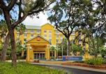 Hôtel Hollywood - Hilton Garden Inn Ft. Lauderdale Airport-Cruise Port-1