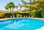 Location vacances Roda de Barà - Roda de Bera Villa Sleeps 9 Pool-2