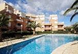 Location vacances Ondara - Apartamento 1ª Línea Playa Las Marinas-1