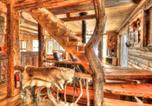 Location vacances Saint-Félix-d'Otis - Le Ti Moose - Les Chalets Spa Canada-1