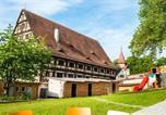 Hôtel Feuchtwangen - Jugendherberge Dinkelsbühl-2