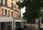 Hôtel Saint-Maur-des-Fossés - Le Grand Albert 1er-4