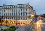 Hôtel Györ - Danubius Hotel Raba