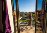 Hôtel Ville métropolitaine de Messine - B&B New Naxos Village-3