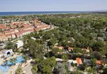 Camping avec Quartiers VIP / Premium Saint-Cyprien - Homair - La Palmeraie-2