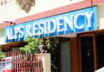 Hôtel Pondicherry - Alps Residency-2