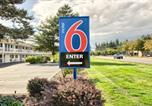 Hôtel Everett - Motel 6 Everett North-1