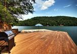 Location vacances Lake Lure - Lake Lure waterfront at Rumbling Bald with docks, views and use home-2