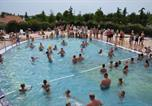 Camping Croatie - Adriatic Kamp Mobile Homes Bi Village-1