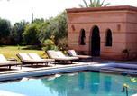 Location vacances Aït Ourir - Shahrazad Villa Marrakech-3