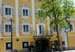 Hôtel Bad Hall - Hotel Gösser Bräu-1