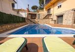 Location vacances Sant Cebria de Vallalta - Casa Roure 3-2