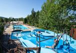 Camping avec Site nature Matafelon-Granges - Camping le Moulin-3