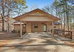 Location vacances Rogers - Wooded, Quiet Cottage, Very close to the Back 40-2