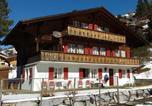 Location vacances Lenk - Apartment Bã¤rnermutz # 1-2
