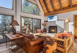 Location vacances Kings Beach - New Listing! Luxe Cabin w/ Private Master Suite home-1