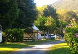 Camping avec Hébergements insolites Hautes-Pyrénées - Camping La Bourie-2