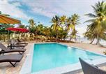 Location vacances  Belize - Blue Water Beach Villas-2