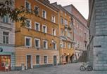 Location vacances Katsdorf - Historischer Altbau im Zentrum von Linz-2