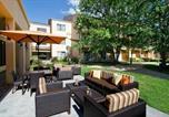 Hôtel Overland Park - Courtyard Kansas City Overland Park/Metcalf, South of College Boulevard-2