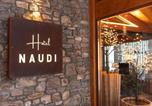 Hôtel Ax-les-Thermes - Hotel Naudi Boutique Adults only-4