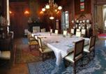 Hôtel Cusance - B&B Chateau de Villersexel-2