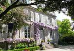 Hôtel Bord de mer d'Avranches - Jardin Secret-1
