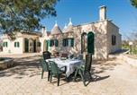 Location vacances  Province de Brindisi - Trulli della Ciclovia by Wonderful Italy-1