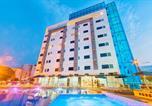 Hôtel Cali - Hotel Ms Blue 66-3