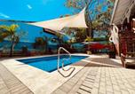 Hôtel Costa Rica - Blue Iguana-1