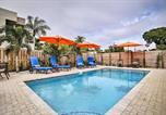 Location vacances Fort Lauderdale - Updated Apt. 3mi From Las Olas Blvd+The Beach-4