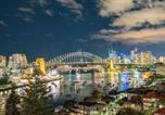 Location vacances North Sydney - Mlb48-Sydney Harbour Stunning view studio with free parking-1