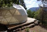 Location vacances Gréolières - Dome géodésique ou tente bulle in paradise-1