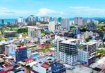 Hôtel Sihanoukville - Sunshine Bay Hotel-4