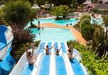 Camping avec Piscine Fouesnant - Camping Les Saules -2