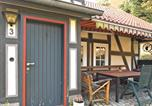 Location vacances Ronshausen - Detached holiday home in Rotenburg an der Fulda with fireplace and a large terrace-4