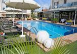 Hôtel Begues - Best Western Hotel Mediterraneo-4