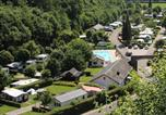 Camping avec WIFI Luxembourg - Camping Officiel de Clervaux-1