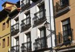 Location vacances San Andrés del Rabanedo - León Suite Urban Studios-2