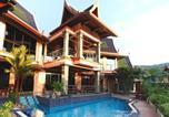 Hôtel Chalong - Kata Sea View Villas-2