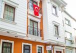 Hôtel Cankurtaran - Saba Sultan Hotel-3