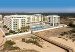 Hôtel Ayamonte - Hotel Apartamento Dunamar-4